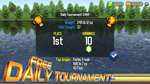 Master Bass Angler: Free Fishing Game  {cheat|hack|gameplay|apk mod|resources generator} 5