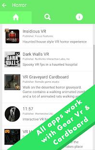 Top VR Apps & Games - náhled