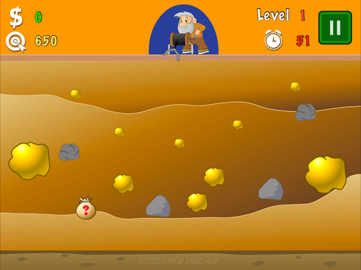 Gold Miner Classic Lite screenshot 7