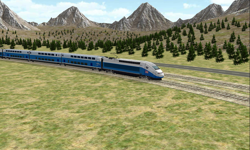 Train Sim Pro Screenshot 3