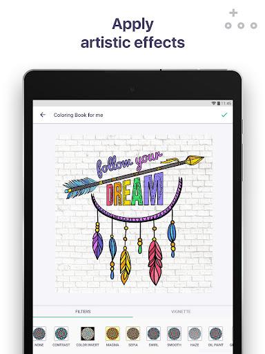 Coloring Book for Me & Mandala screenshot 21
