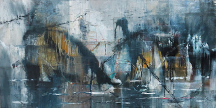 Photo: Slow Recovery 24x48 $1800