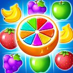 Juice Fruits Match 3 Icon