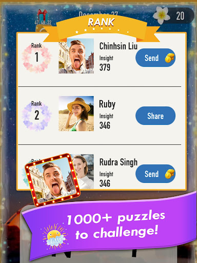 Word Crossy - A crossword game 2.0.22 screenshots 11