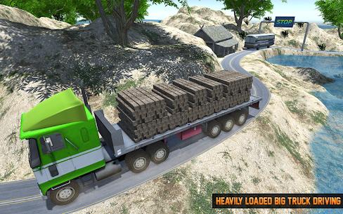 Real Cargo Truck Simulator Transport Driver 5