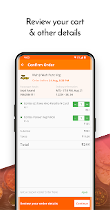 IRCTC eCatering – Food on Track App Download For Android and iPhone 5