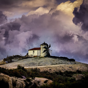 panorama by Georgos Tsamakdas - Landscapes Mountains & Hills