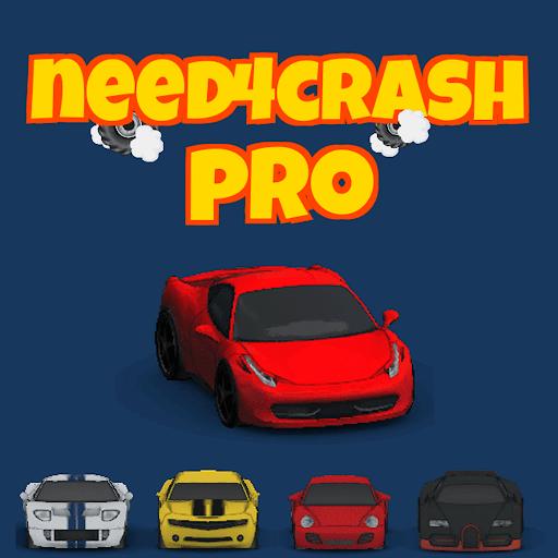 NEED4CRASH PRO-SUPERCAR CRASH