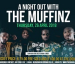 A night out with The Muffinz : The Good Luck Bar JHB