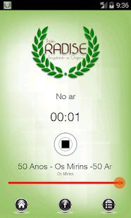 Rádio Radise - Resgatando as Origens - náhled