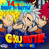 Goku Battle Evolution