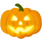 Halloween stickers collection Free Vector
