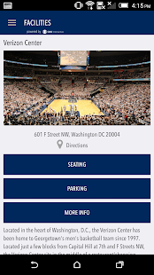 GU Hoyas Gameday LIVE- screenshot thumbnail