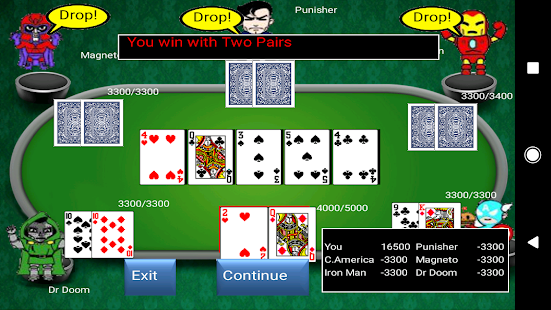 Practice Poker For Free