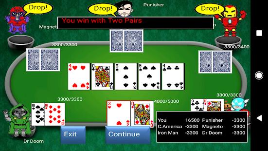 Practice Texas Holdem Poker