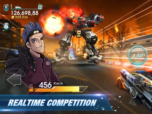 Viber Infinite Racer screenshot 13