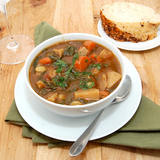 Thick Vegetable Soup Recipes