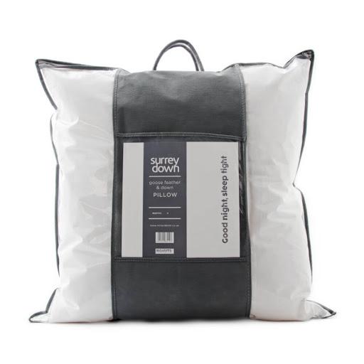Goose Feather & Down Pillows