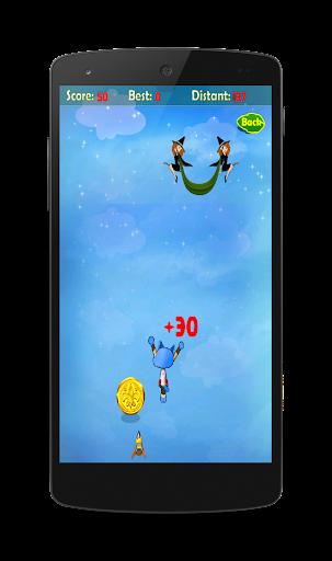 Amazing Flying World Gumball