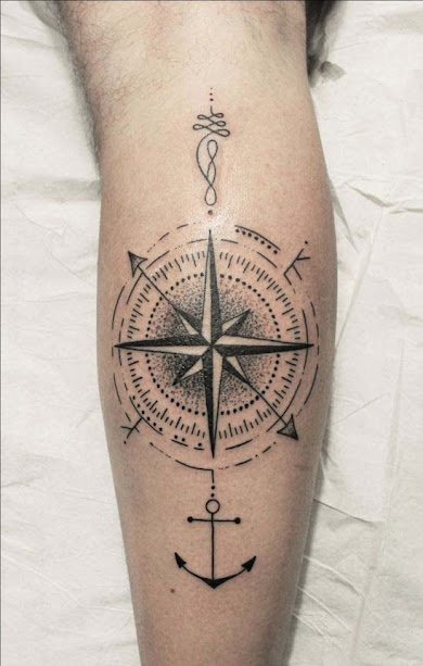 55 Amazing Nautical Star Tattoos With Meanings
