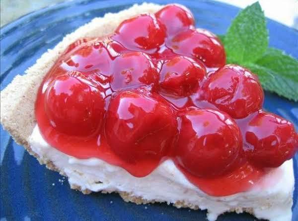 Cherry-o-cream Cheese Pie