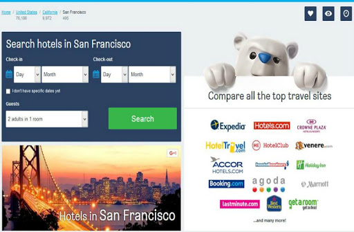 San Francisco Hotel Booking