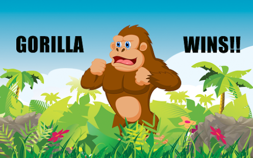 How to install Gorilla vs Gorilla 1.1.0 mod apk for android