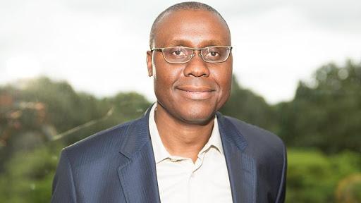 TymeBank CEO Sandile Shabalala.