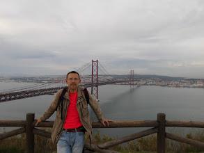 Photo: die Brücke des 25. April