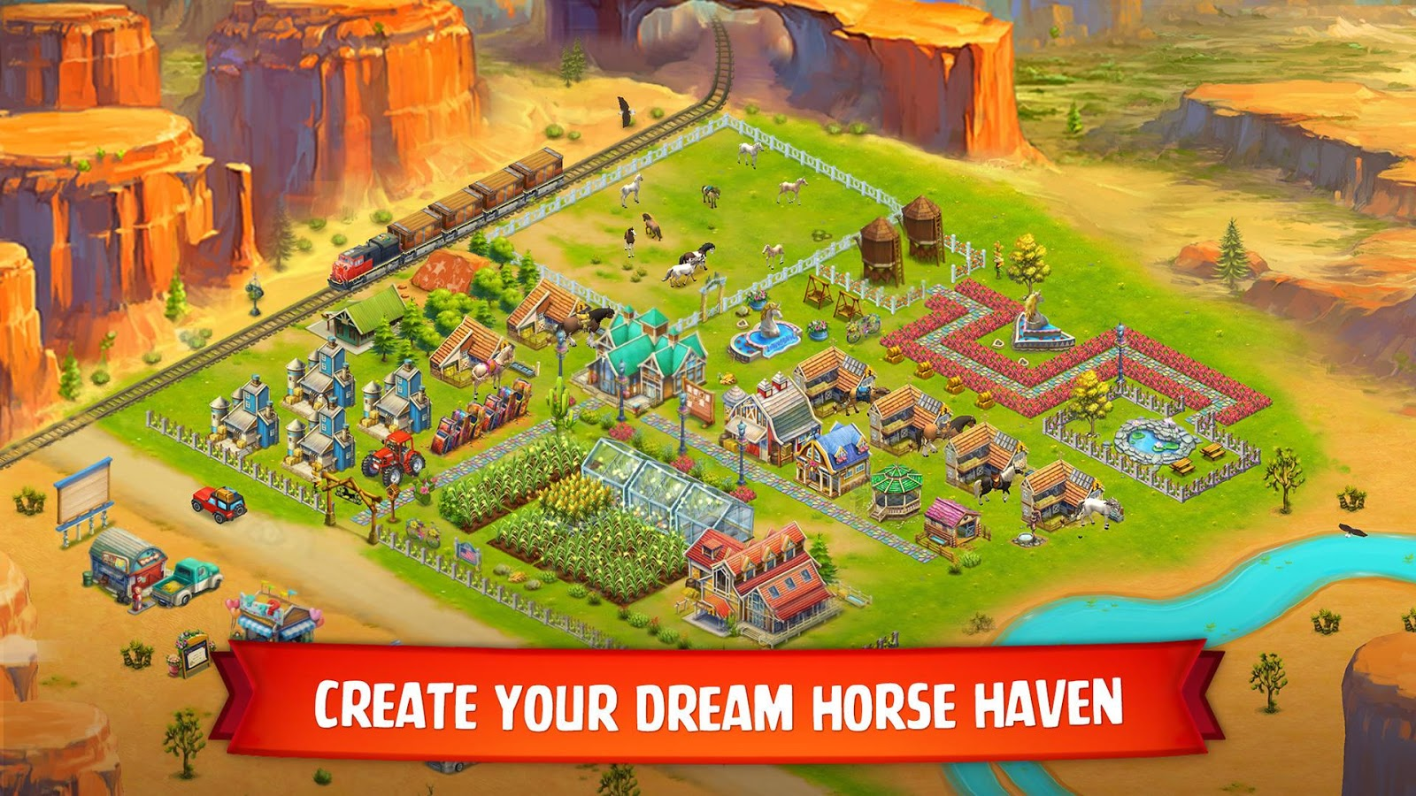 Horse Haven World Adventures Android Apps On Google Play
