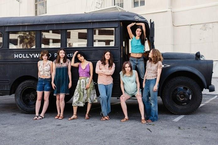 Las chicas de Manson