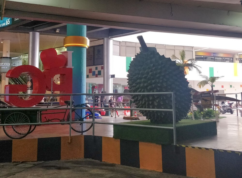 durian+streets+penang+island+malaysia