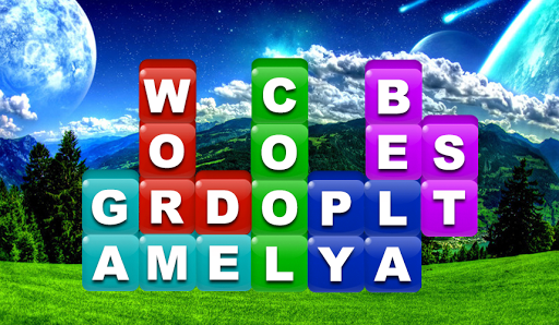 Word Search Jigsaw : Hidden Words Find Game apkdebit screenshots 1