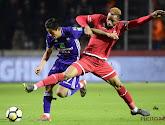 Le joueur de l'Antwerp Didier Lamkel Ze est apparemment un grand fan de l'ailier d'Anderlecht Yannick Bolasie