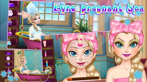 Eyre pregnant Spa