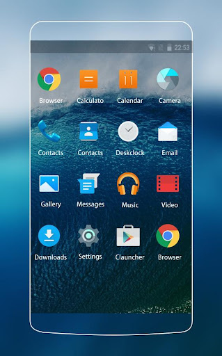 Theme for Lenovo Z2 Plus HD 2.0.50 screenshots 2