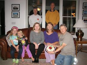 Photo: Peggy McCay Birthday party (11/8/2014)