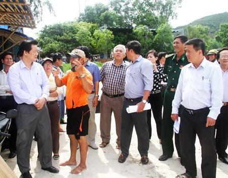Bãi Dài Nha Trang tăng cường quản lý du lịch 2