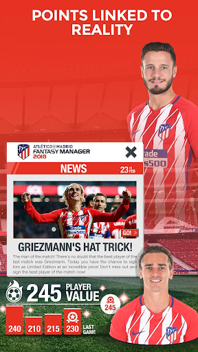 Atlu00e9tico de Madrid Manager '18  screenshots 3