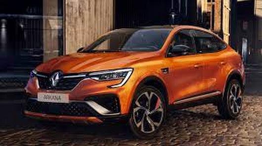Ya está en Syrsa Renault el Arkana, su esperado SUV Coupé