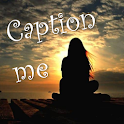 Caption Me: Text on photo icon