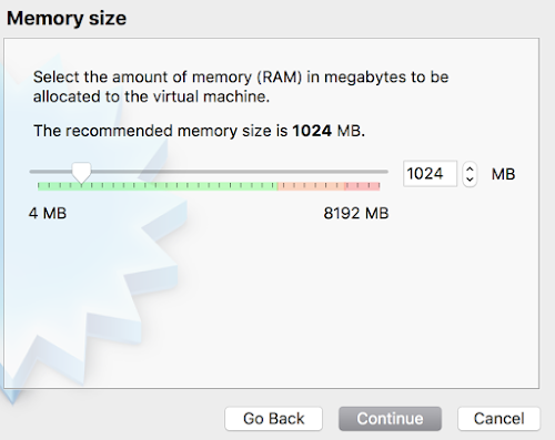 Default Memory Arch VM
