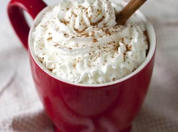 Pumpkin Spice Latte From Inspiredtaste.net Recipe
