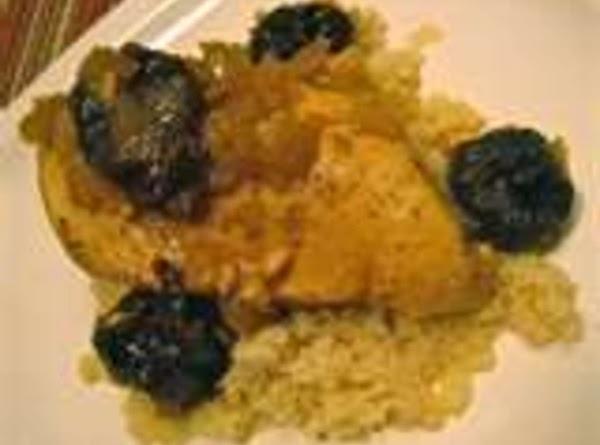 Chicken Ras El Hanout Recipe