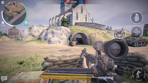 World War Heroes: WW2 Shooter 1.10.6 screenshots 1