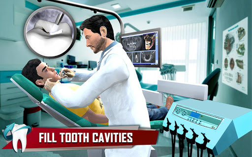 Dentist Surgery ER Emergency Doctor Hospital Games for PC
