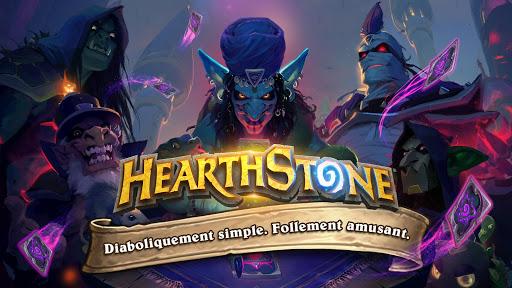 Hearthstone  captures d'u00e9cran 1