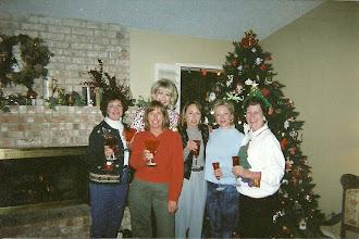 Photo: Michele (Baldree) Bibb, Kathi (Hesson) Curtis, Linda (Wilson) Mitchell, Barbara (Novosad) Stueve, Suzy (Wright) Thomas, Carol (Craven) Barnes