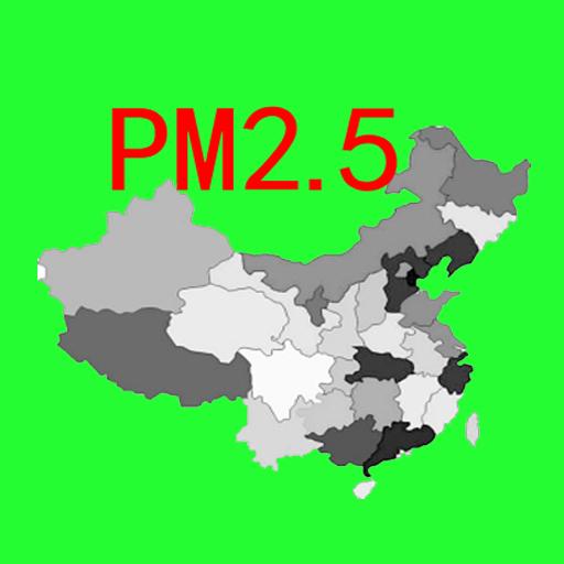 空气质量地图 天氣 App LOGO-APP試玩