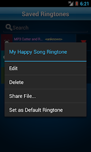 MP3 Cutter and Ringtone Maker♫ Apk 7
